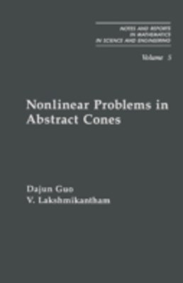 Nonlinear Problems in Abstract Cones