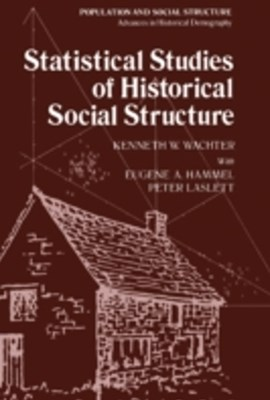 Statistical Studies of Historical Social Structure