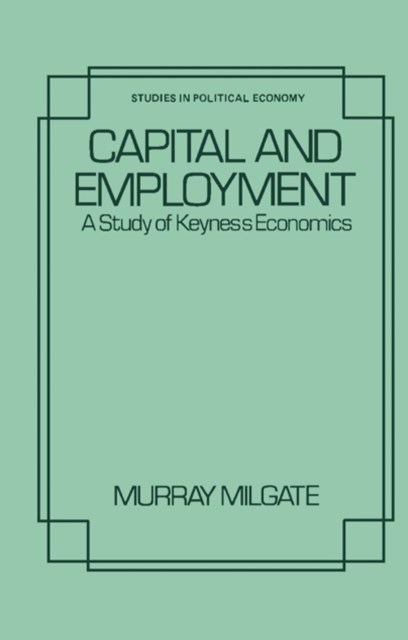 (ebook) Capital and Employment