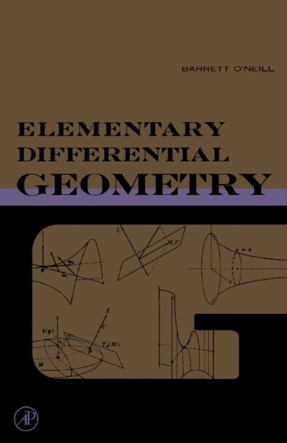 (ebook) Elementary Differential Geometry