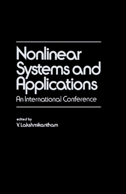 Nonlinear Systems and Applications