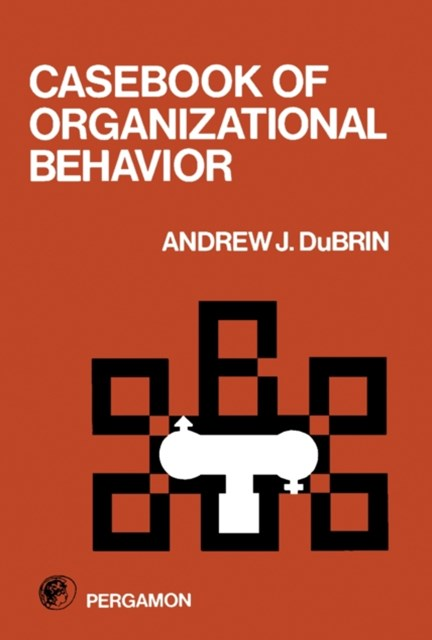 Casebook of Organizational Behavior