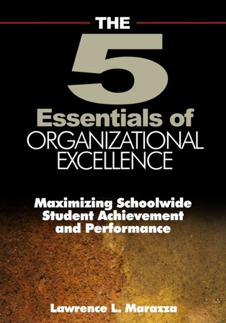(ebook) Five Essentials of Organizational Excellence