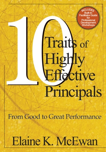(ebook) Ten Traits of Highly Effective Principals
