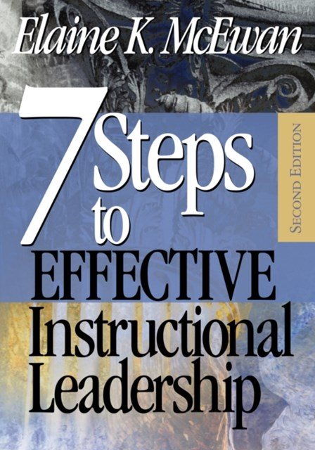 (ebook) Seven Steps to Effective Instructional Leadership