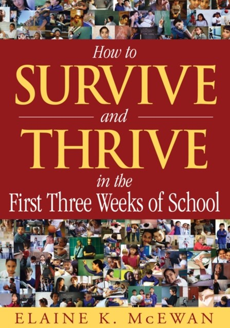 (ebook) How to Survive and Thrive in the First Three Weeks of School