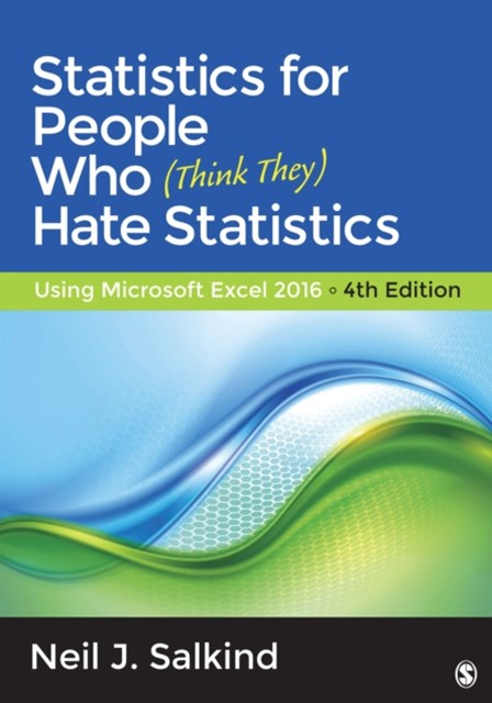 (ebook) Statistics for People Who (Think They) Hate Statistics
