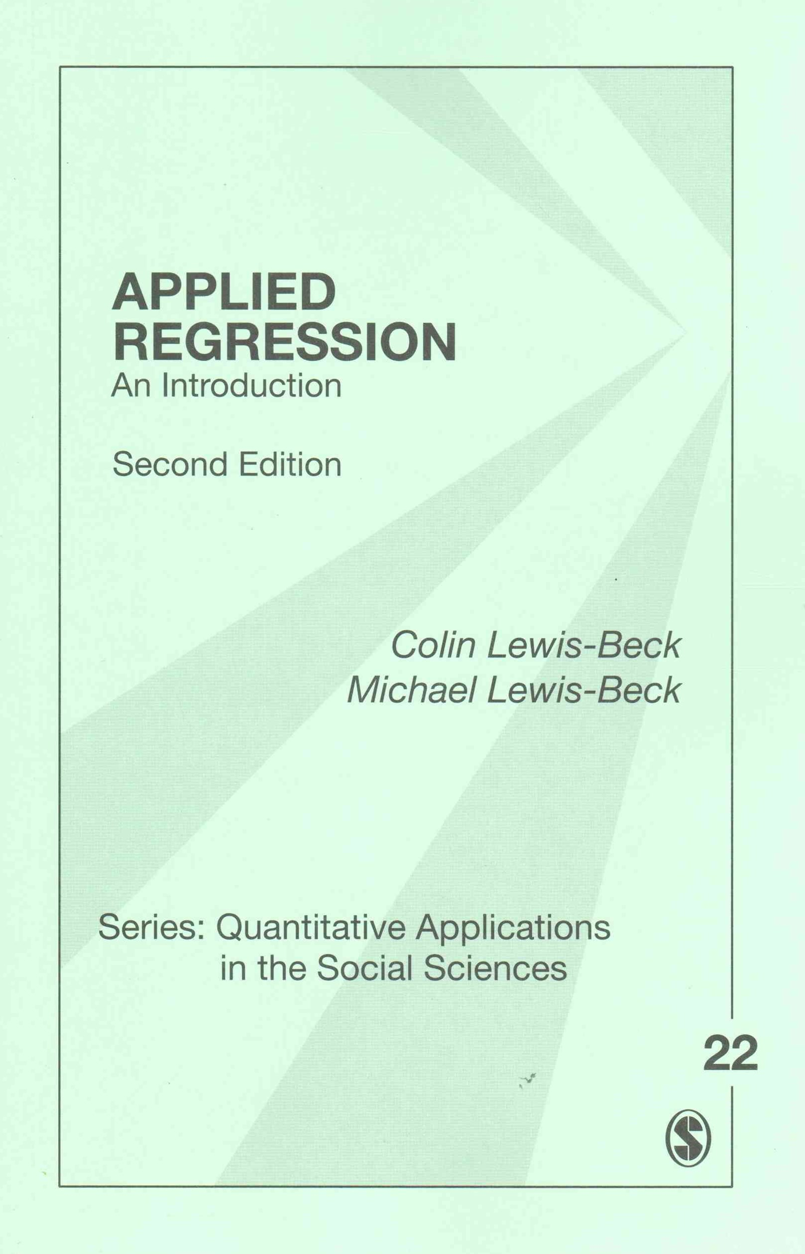 Applied Regression