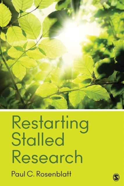 (ebook) Restarting Stalled Research