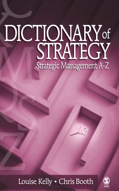 Dictionary of Strategy