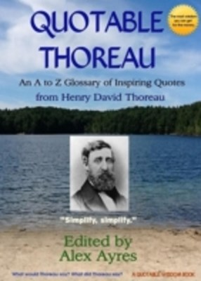 Quotable Thoreau