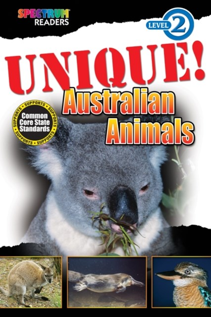 UNIQUE! Australian Animals