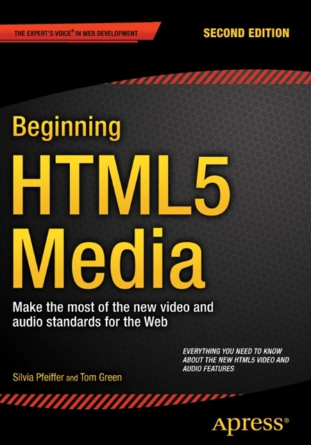 (ebook) Beginning HTML5 Media
