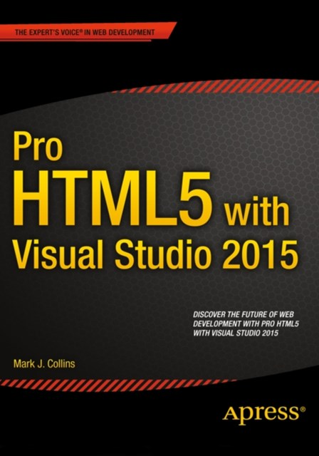 (ebook) Pro HTML5 with Visual Studio 2015