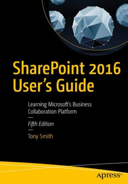 (ebook) SharePoint 2016 User's Guide