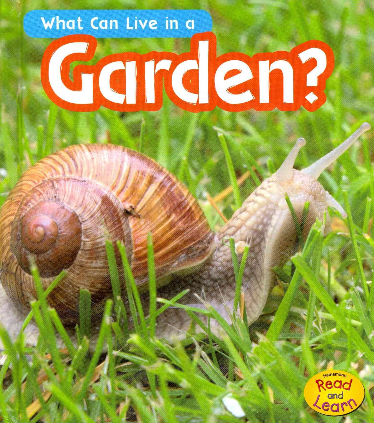 What Can Live in the Garden?