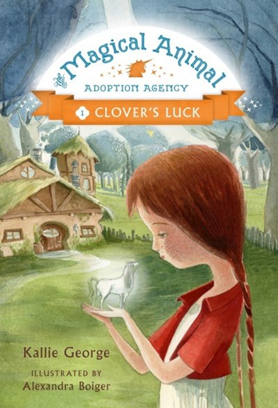 The Magical Adoption Agency 01 Clover's Luck