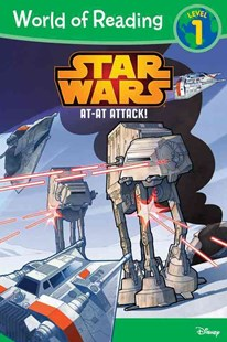 World of Reading Star Wars at-At Attack! (Level 1) by Calliope Glass, Pilot Studio (9781484705490) - PaperBack - Children's Fiction Intermediate (5-7)
