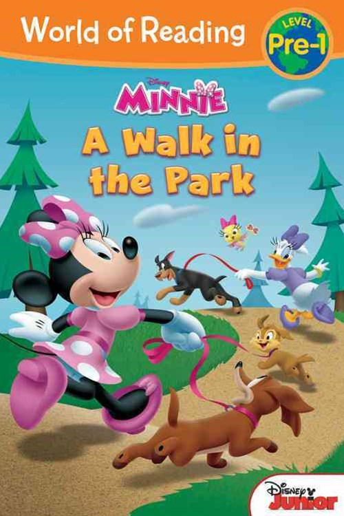 Minnie a Walk in the Park, Level 1