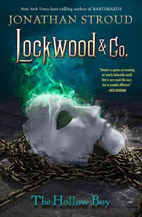 Lockwood and Co. Book Three the Hollow Boy