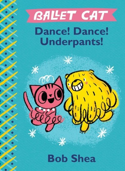 Ballet Cat, Dance Dance Underpants