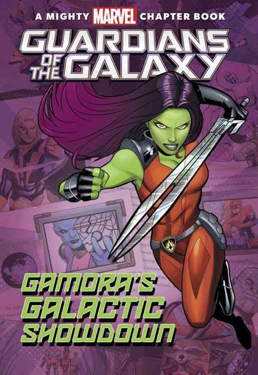 Guardians of the Galaxy - Gamora's Galactic Showdown!
