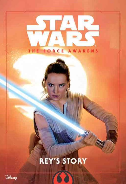 Star Wars the Force Awakens Chapter Book