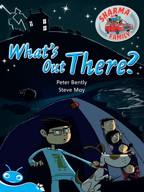 Bug Club Level 18 - Turquoise: Sharma Family - What's Out There? (Reading Level 18/F&P Level J)