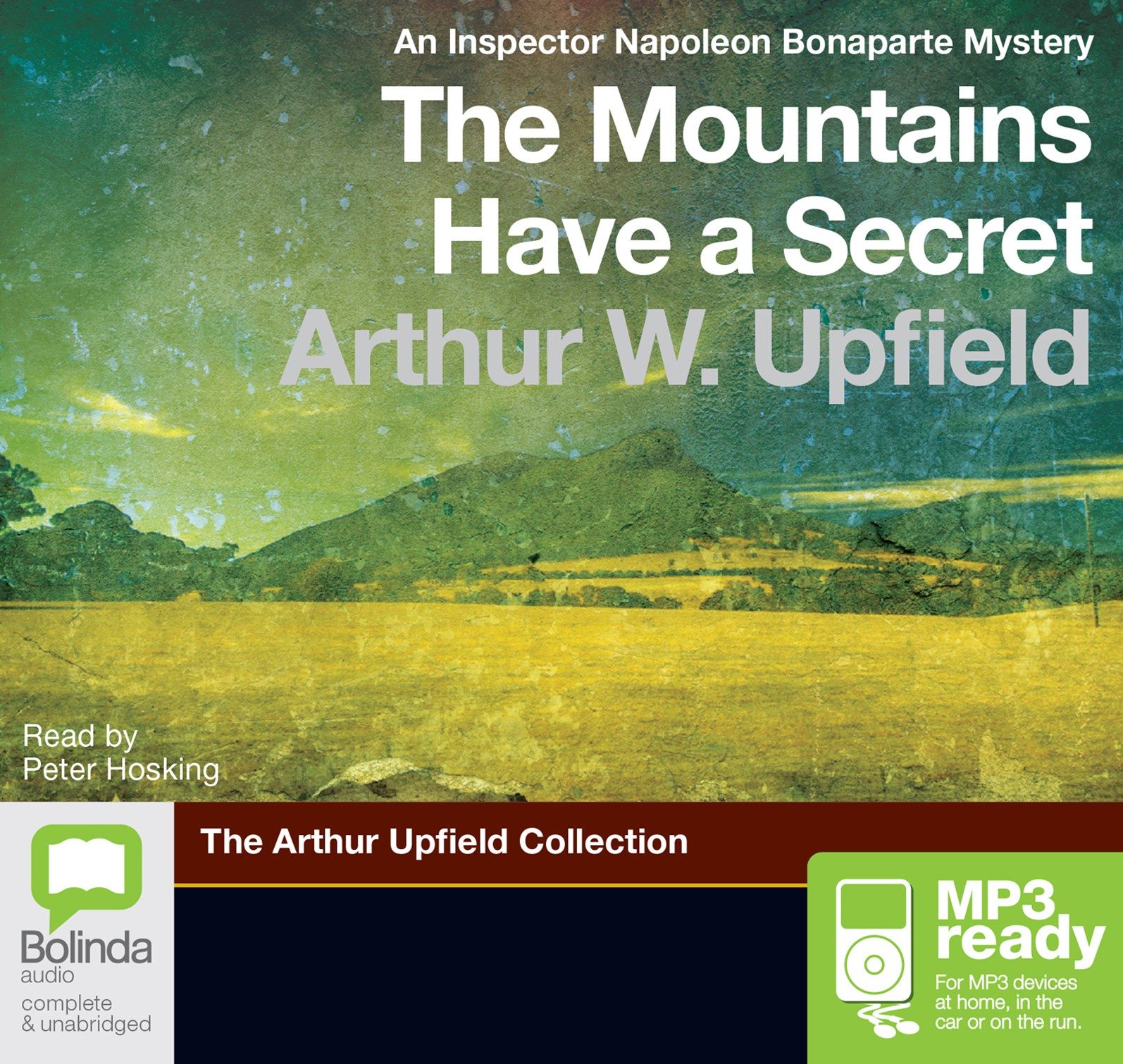 MOUNTAINS HAVE A SECRET MP3
