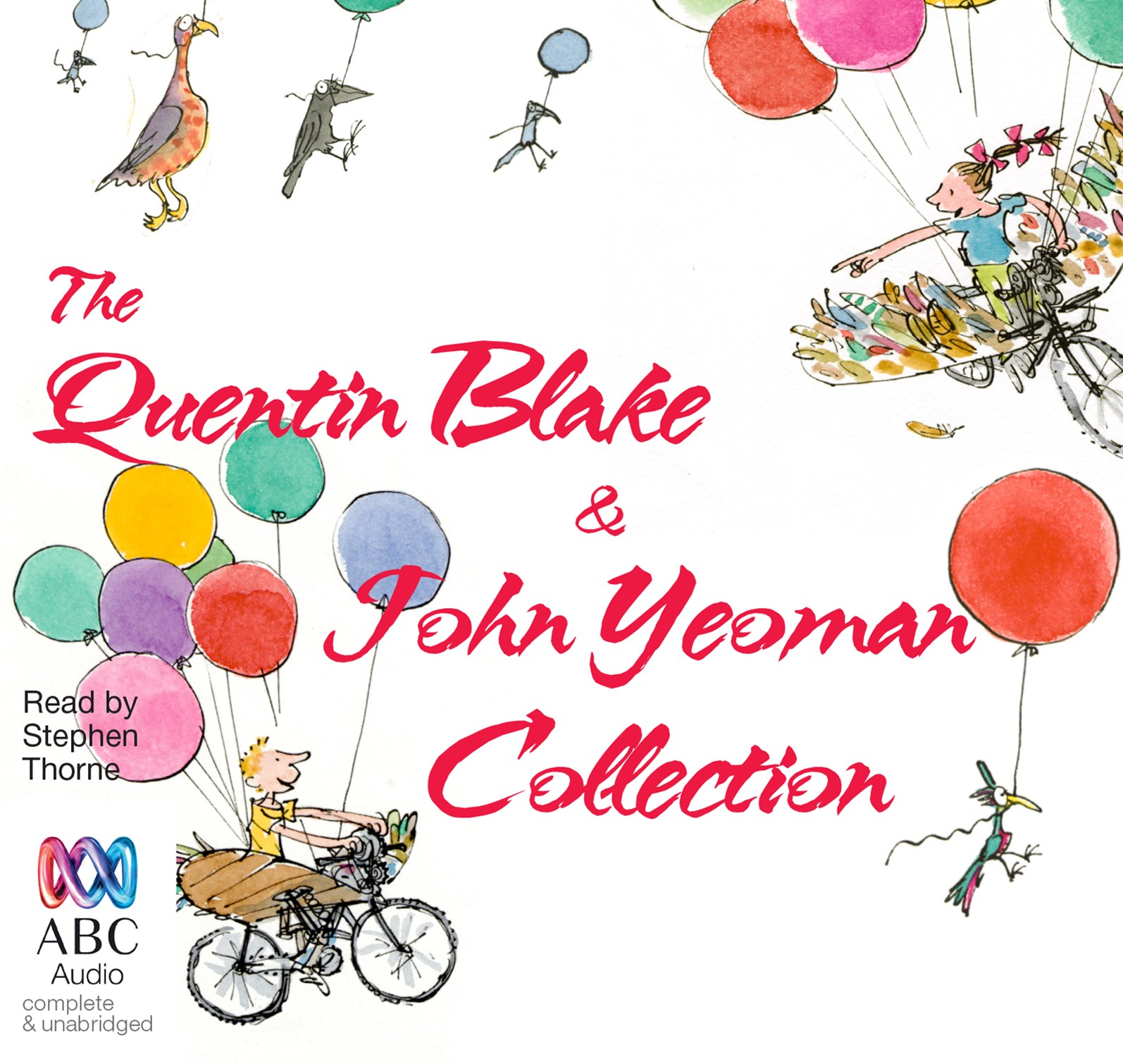 QUENTIN BLAKE & JOHN YEOMAN COLLECTION C