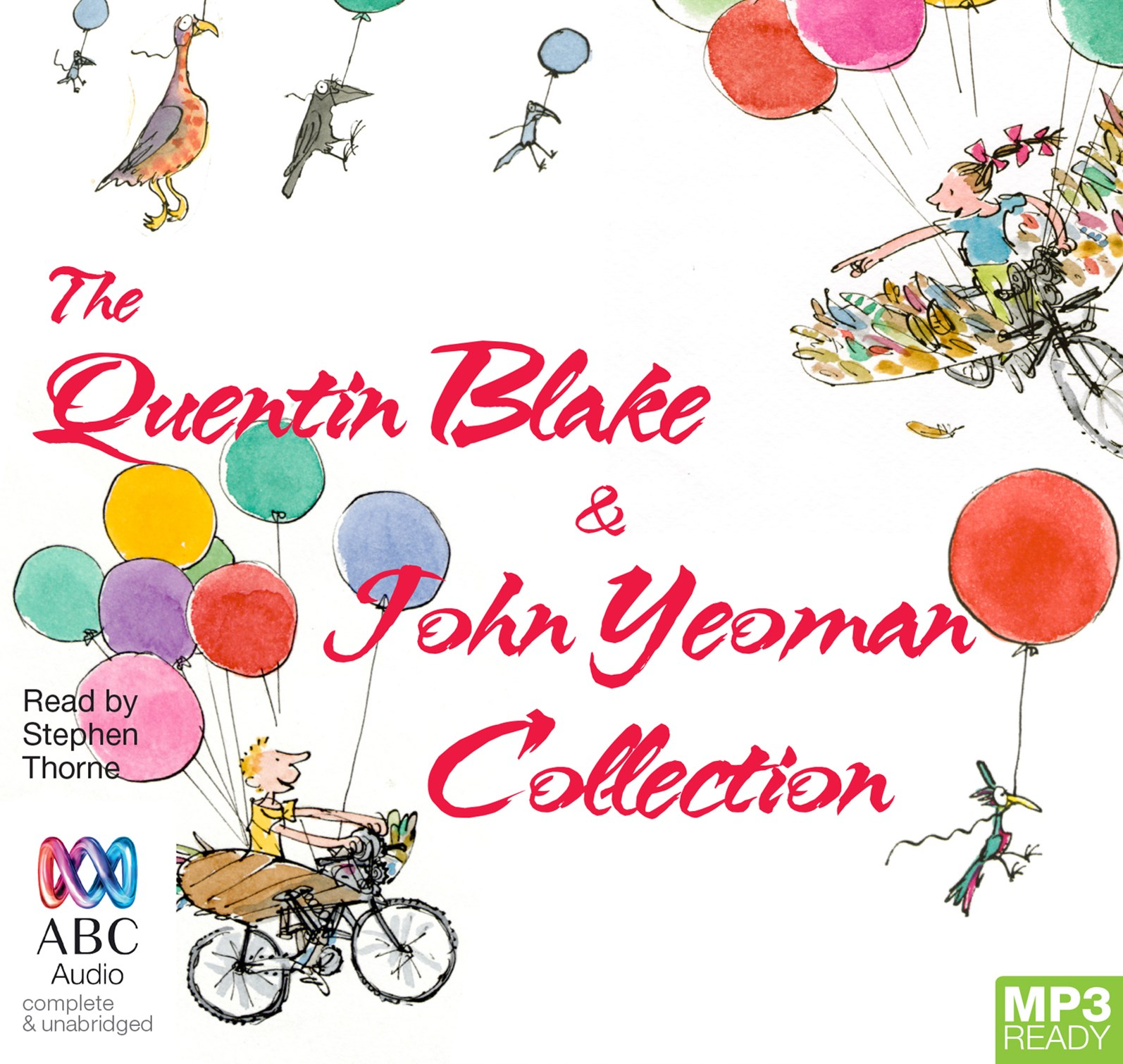 QUENTIN BLAKE & JOHN YEOMAN COLLECTION M