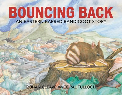 Bouncing Back by Rohan Cleave, Coral Tulloch (9781486308279) - HardCover - Picture Books