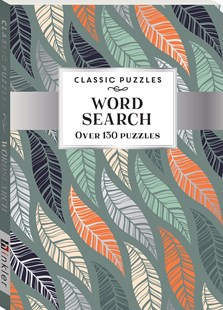 Classic Puzzles: Word Search Leaves (pack 2) by Hinkler Books Hinkler Books (9781488912146) - PaperBack - Craft & Hobbies Puzzles & Games