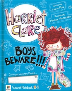 Harriet Clare Boys Beware by Louise Park, Louise Park (9781488926792) - HardCover - Picture Books