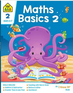 Maths Basics 2: An I Know It! Book (2019 Ed) by Hinkler Books (9781488930072) - PaperBack - Non-Fiction Early Learning