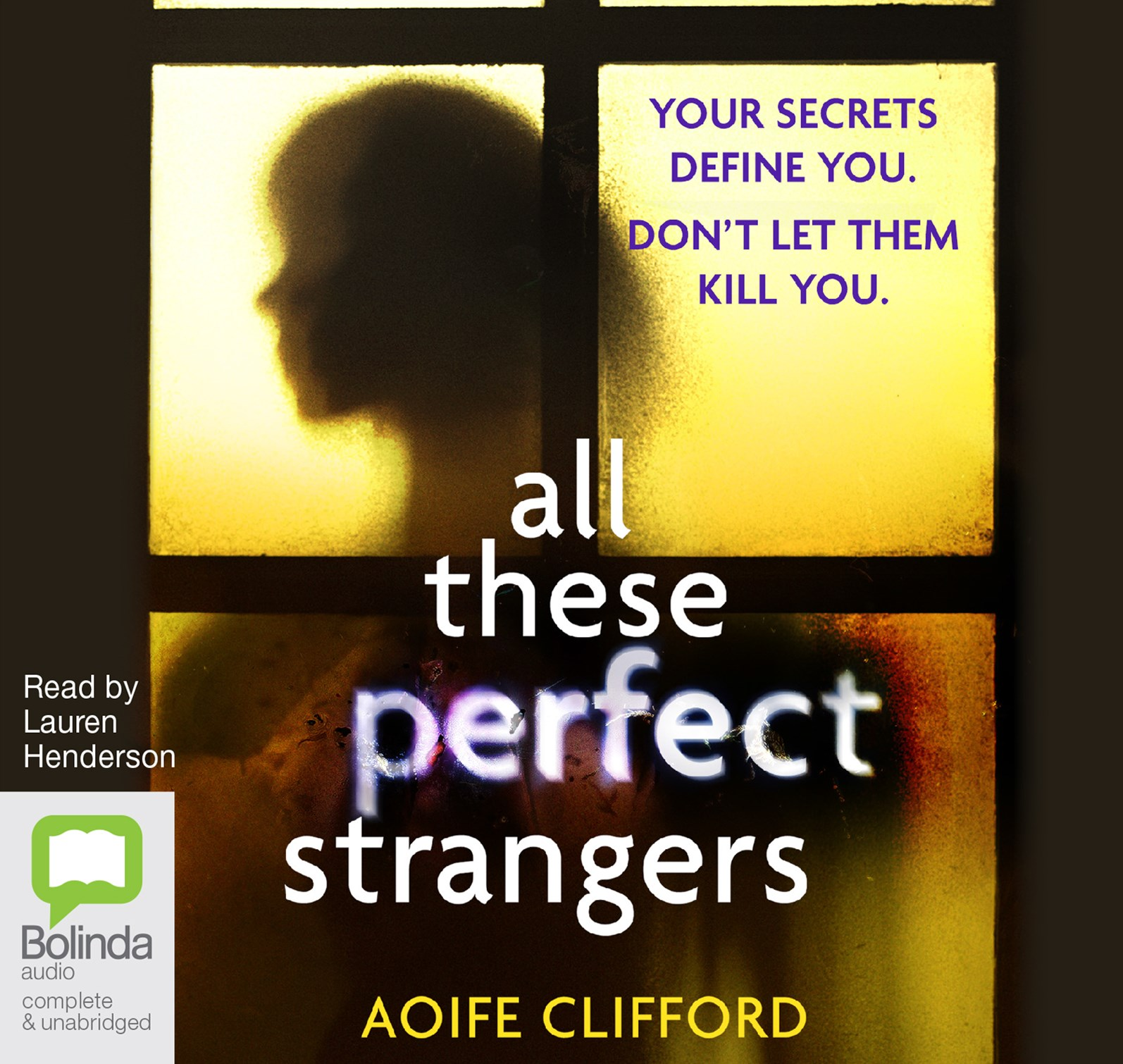 ALL THESE PERFECT STRANGERS CD