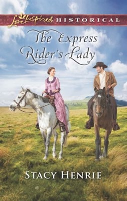 (ebook) The Express Rider's Lady