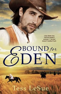 BOUND FOR EDEN by Tess Lesue (9781489210180) - PaperBack - Romance Historical Romance