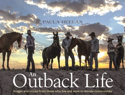 AN OUTBACK LIFE by Paula Heelan (9781489211033) - PaperBack - Biographies General Biographies