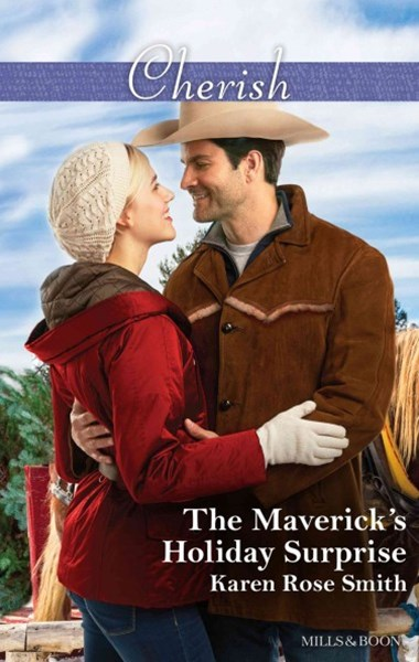 (ebook) The Maverick's Holiday Surprise