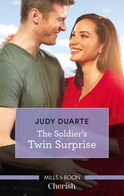 (ebook) The Soldier's Twin Surprise