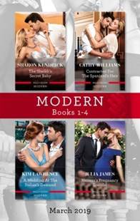 (ebook) Modern Box Set 1-4/The Sheikh's Secret Baby/Contracted for the Spaniard's Heir/A Wedding at the Italian's Demand/Heiress's Pregnancy S - Modern & Contemporary Fiction General Fiction