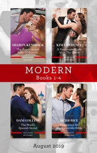 (ebook) Modern Box Set 1-4/The Argentinian's Baby of Scandal/His Forbidden Pregnant Princess/The Maid's Spanish Secret/Contracted as His Cinderell - Romance Modern Romance