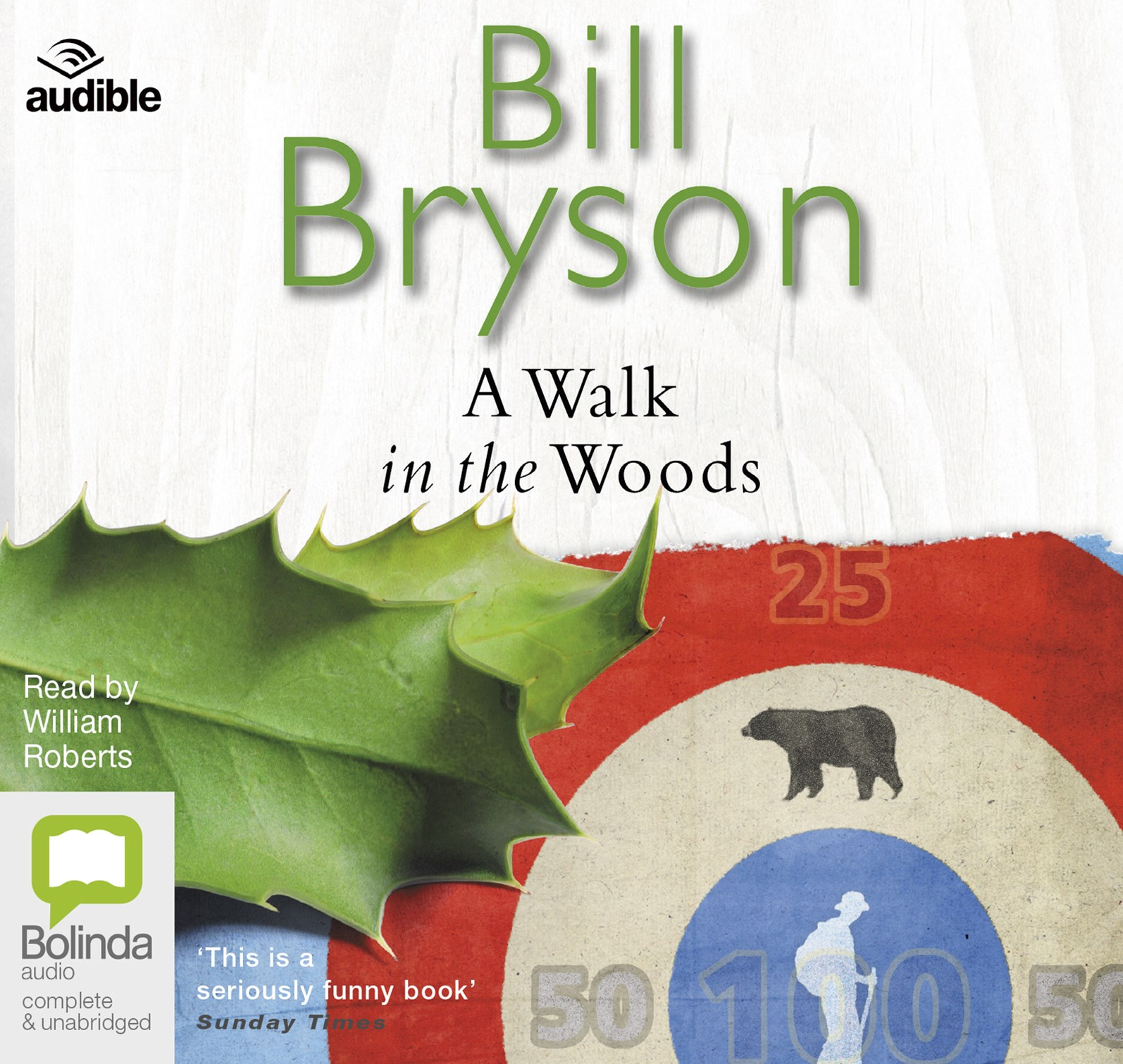 WALK IN THE WOODS CD