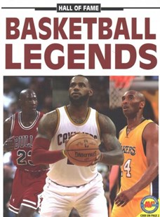 Basketball Legends by Blaine Wiseman (9781489650498) - PaperBack - Non-Fiction Sport