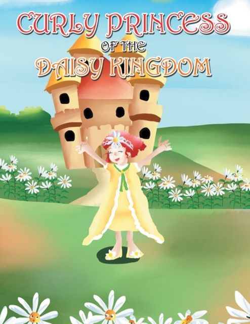 (ebook) Curly Princess of the Daisy Kingdom