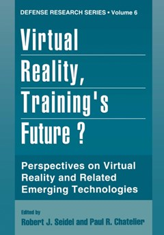 Virtual Reality, Training
