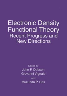 (ebook) Electronic Density Functional Theory - Science & Technology Chemistry