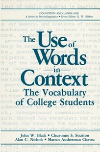 (ebook) Use of Words in Context - Education Trade Guides