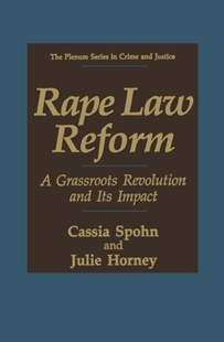 (ebook) Rape Law Reform - Politics Political Issues